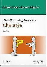 Die 50 wichtigsten Fälle Chirurgie von Isabell Dützmann, Petra Harrer, Stephan Dützmann und Sonja Güthoff (2017, Taschenbuch)