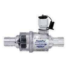 Perko Marine Boat Engine Freshwater Flush Pro Valve fits 1-1/4 inch Hose 0456DP7