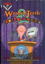 WOODEN TEETH & JELLY BEANS: TUPPERMAN FILES (FLYING By Ray Nelson - Hardcover