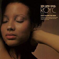 ROY C. - SEX AND SOUL   CD NEU