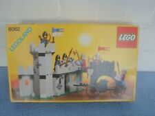 Lego Castle Set 6062 Battering Ram, with box & Instructions, Vintage from 1987