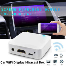 Car Mirror link Box WiFi Display Dongle For Android iOS Phone Navigation Screen