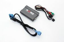 Fits 1996-2001 BMW 7 Series E38 HDMI Video Interface Add Rear Cam Smartphone Mir