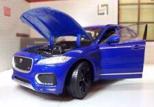 Articoli di modellismo statico rossi WELLY per Jaguar