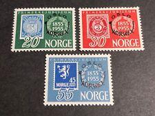Norway Scott 340-42 Mint OG NH CV $60