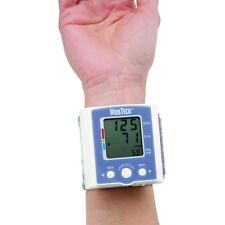 Wrist Blood Pressure BP Cuff Heart Pulse Digital HTN Hypertension LCD Monitor