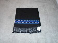 Weave Karen Craftswomen Hand Woven Scarf New With Tags