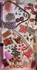 Huge Lot Beads, Crystal, Stone, Glass, Findings,Pendants, Charms, Spacers