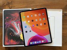 """Apple iPad Pro 3rd Gen 12.9"""" inch 2018 Model 256GB WiFi+ 4G LTE Factory Unlocked"""