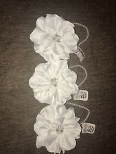 Flower Girl Bags, White Flower Bags, Claire's Accessories Bag