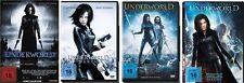 5 DVDs *  UNDERWORLD 1 - 4  SET - Kate Backingsale ~ FSK 18 !!! # NEU OVP $<