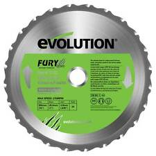 Evolution Fury3 XL & Fury5 Blade (255mm)