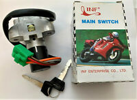 SUZUKI  GSX600F GSX750F KATANA GSX-R1100 GSX-R1100 VX800 RF900 IGNITION SWITCH