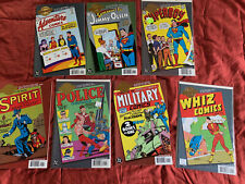 7 DC Millennium Editions Adventure Jimmy Olsen Superboy LSH WHIZ Blackhawk MORE
