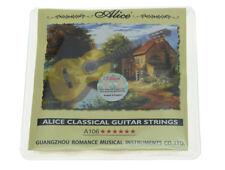 Alice Clear Nylon Classical Guitar String Hard Tension Guitar Strings Set