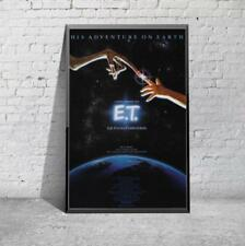 E.T. Movies Art Posters