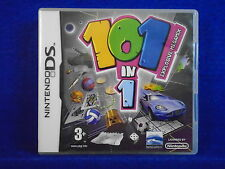 *ds 101 IN 1 ONE Explosive Megamix (NI) Lite DSi 3DS Nintendo PAL UK REGION FREE
