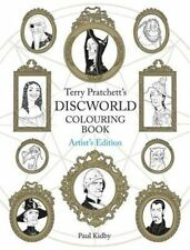 Terry Pratchett's Discworld Colouring Book: Artist's Edition by Paul Kidby...