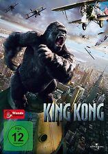 King Kong ( Action-Abenteuer ) von Peter Jackson mit Naomi Watts, Jack Black NEU