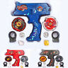 4D Beyblade Metal Master Fusion Top Rapidity Fight Rare Plastic Launcher Grip