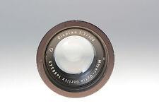 Meyer Optik Görlitz Diaplan 3 /100 mm  Projektionlens no camera mount 1488549