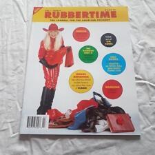 Rubbertime USA Magazine Vol 1 Issue #4   Rubber PVC Latex Fetish Fashion