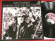 Kim Fowley Animal God Of The Streets Munster Records 220 gr Reissue Skydog