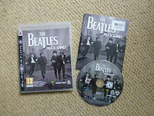 PLAYSTATION 3 PS3 Gioco - THE BEATLES ROCKBAND (Solus) - COMPLETO-PAL UK