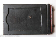 "2.25 x 3.25"" Dry Plate Glass Film Holder - Folmer Graflex - Slotted - USED D20"