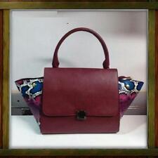 Trapeze GM Luggage Shoulder Bag Handbag Baguette w/ Starp