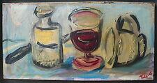 Tal Coat Pierre huile sur toile signée 1940 Pierre Jean Jouve Jacob Tal-Coat