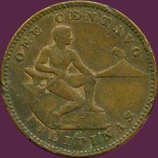 1905 Philippines 1 Centavo Coin