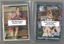 1999-2000 Stanford Cardinal women's college basketball set w/ Jamie Carey
