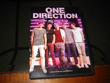 One Direction: The Only Way Is Up (DVD, 2012)