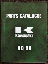 Kawasaki Parts Catalogues