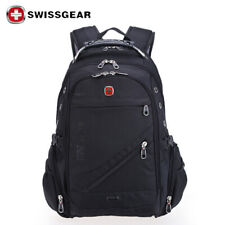 Swiss gear Men's Outdoor Travel Bag Waterproof Laptop Backpack School Bag