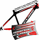CUBE BIKE ADESIVI stickers aufkleber autocollant WELCOME INTERNATIONAL BUYERS