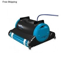 Robotic Pool Cleaner Automatic In-ground Vacuum Filter Floor Wall Robot Swimming