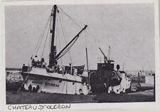 1973  --  LE ANDRE BOUINEAU A QUAI   A CHATEAU D OLERON   3I532
