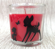 Disney's Bambi and Thumper Candle. Birthday. Baby Shower. Fathers Day