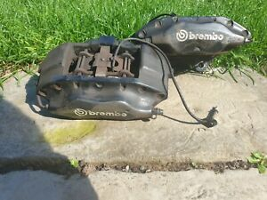 PEUGEOT 406 COUPE BREMBO FRONT BRAKE CALIPERS