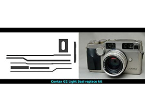 Contax G2 Light Seals Kit replace Sponge From Japan Camera Body Back Cover Film