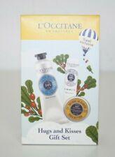 L'OCCITANE Hugs and Kisses Gift Set Handcreme 30ml Lip Balm 4,5g Shea Butter 8ml