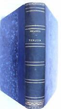 TURQUIE - JOUANNIN & VAN GIVER - 1840