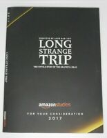 RARE Grateful Dead Jerry Garcia Long Strange Trip NOS 2 DVD FYC Collectors Set