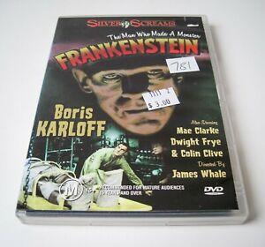 FRANKENSTEIN (1931) - DVD