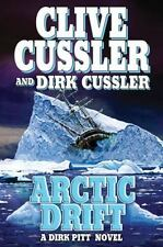 Dirk Pitt: Arctic Drift by Dirk Cussler and Clive Cussler (2008, Hardcover)