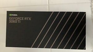 Nvidia Geforce RTX 3060 Ti FE Founders Edition | NEU | Fast Shipping ✅