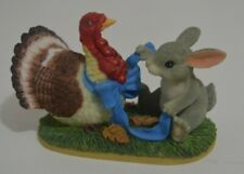 Charming Tails Turkey with Dressing by Fitz and Floyd 85/412 Dean Griff