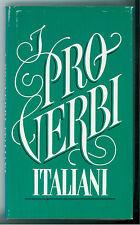 TOSTI CROCE MARIA PIA I PROVERBI ITALIANI CDE 1990 LINGUISTICA